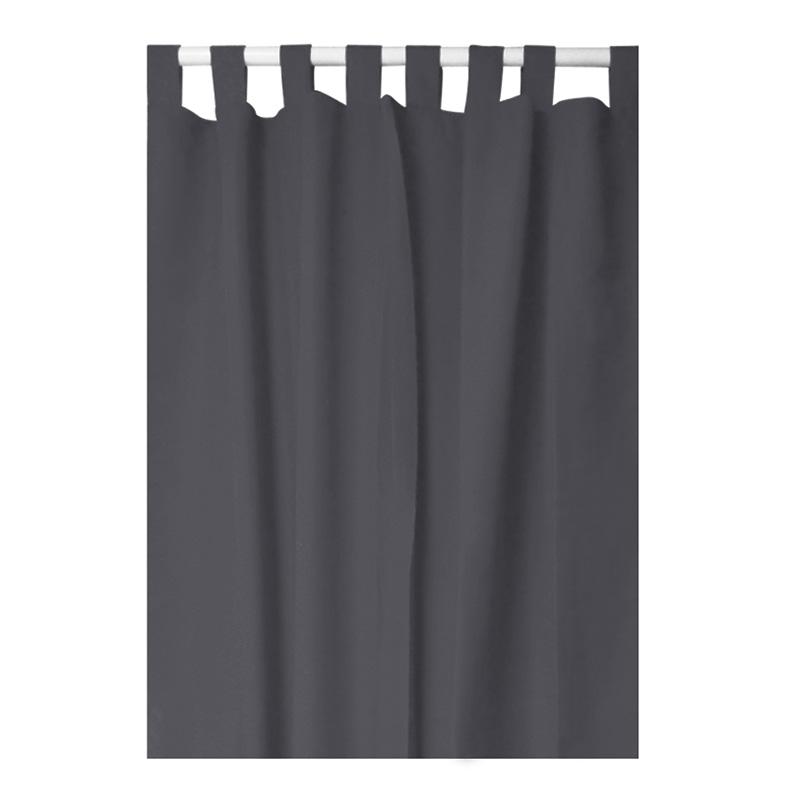 schlaufenschal 140x260cm vorhang gardine mit schlaufen, Wohnzimmer