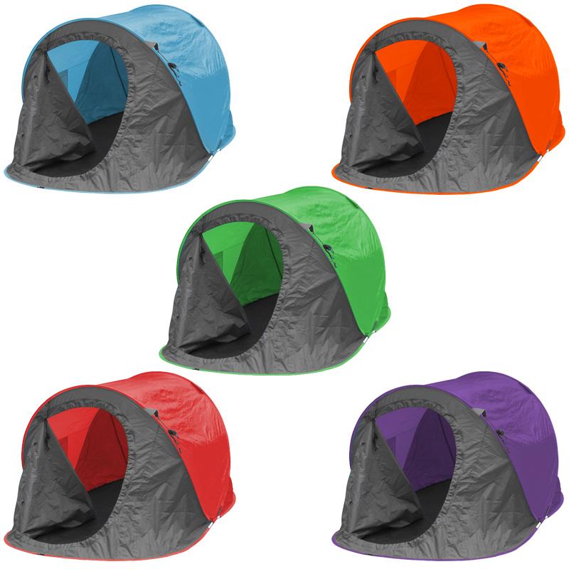 pop up zelt iglu wurfzelte campingzelt schnellaufbauzelt trekkingzelt strandzelt ebay. Black Bedroom Furniture Sets. Home Design Ideas
