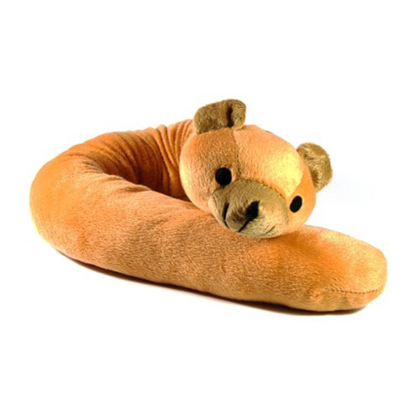 boudin bas de porte isolant thermique design animaux en peluche 10x90cm ebay. Black Bedroom Furniture Sets. Home Design Ideas