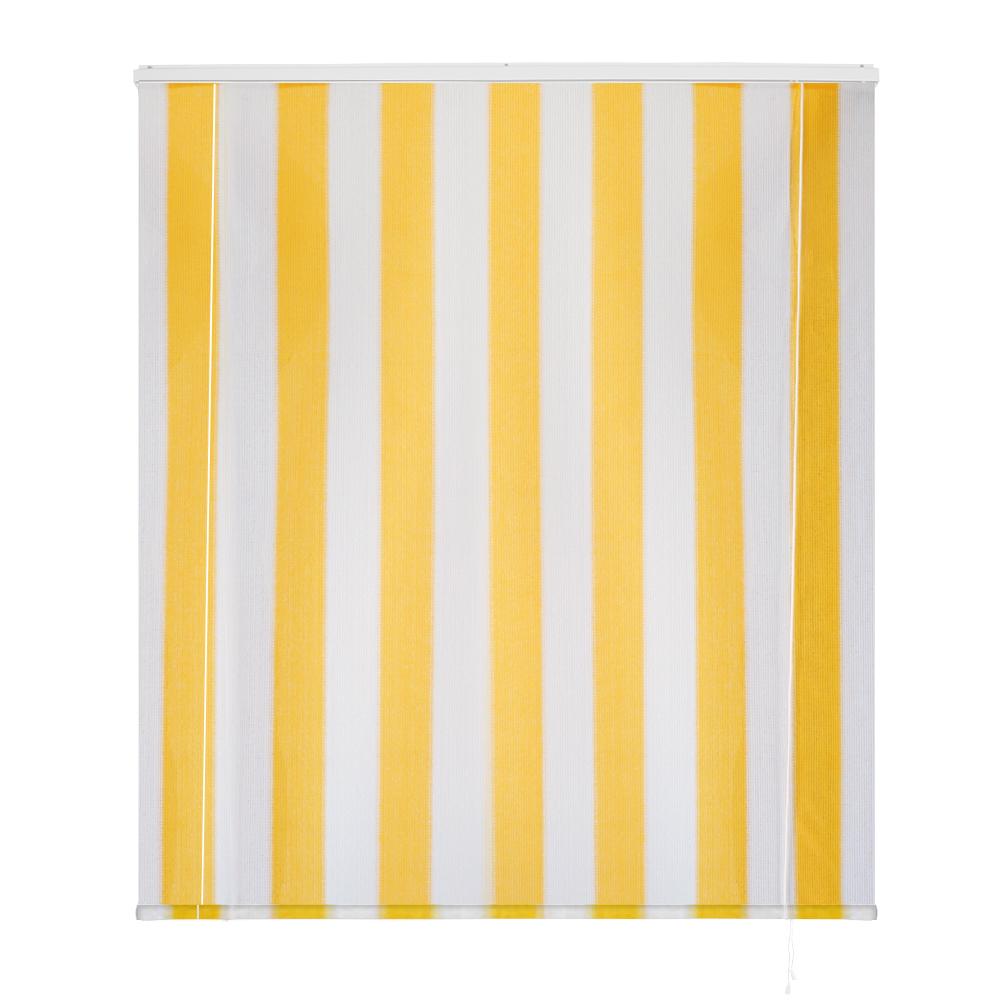 Außenrollo Seitenmarkise Sonnenschutz Sichtschutz Rollo Windschutz