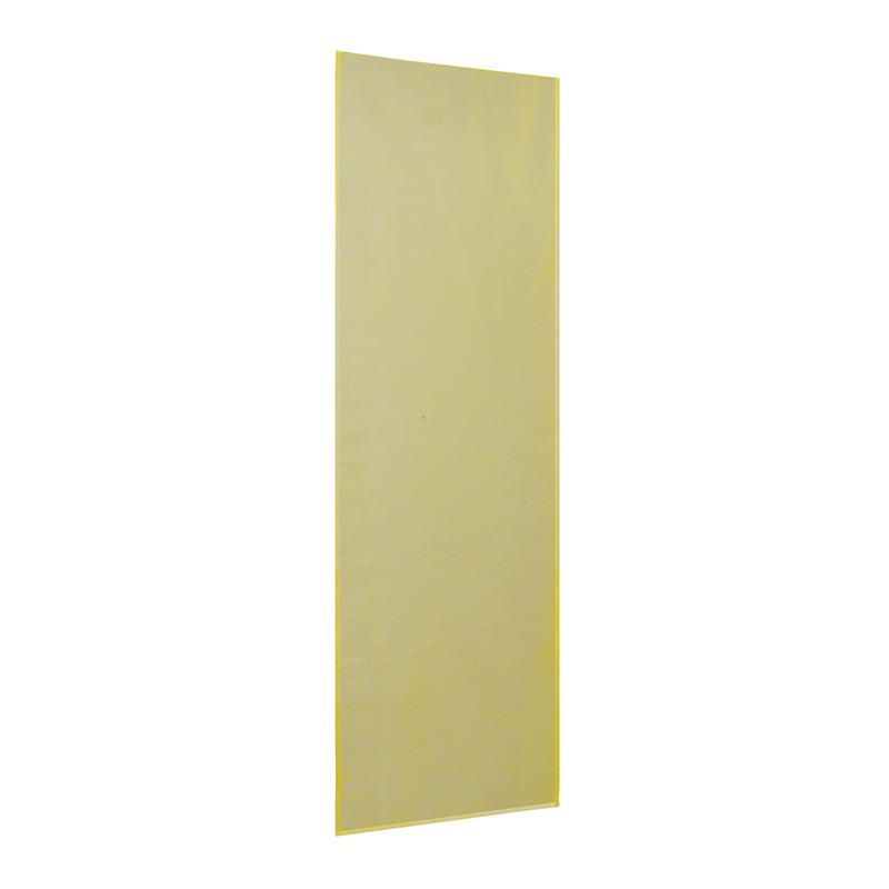 schiebegardine 60 x 245 cm rodeo vorhang gardine fl chenvorhang uni div farben ebay. Black Bedroom Furniture Sets. Home Design Ideas