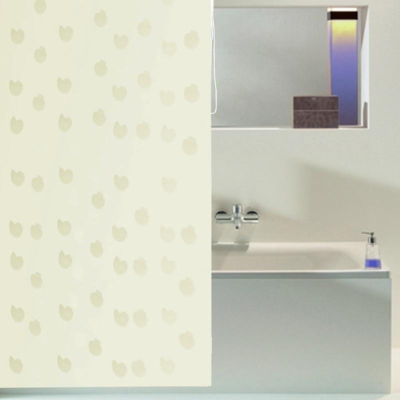 Bad Vorhang duschrollo 140x240 cm badvorhang seilzug duschvorhang bad rollo