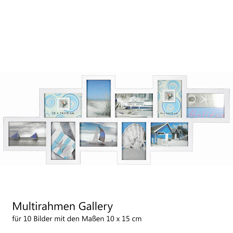 Bilderrahmen Multirahmen Fotorahmen Collage Rahmen Galerie ...