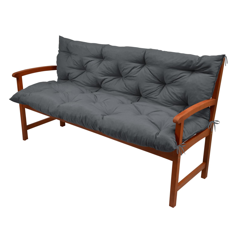 gartenbank auflage sitzpolster bankkissen bankauflage bankpolster polsterauflage ebay. Black Bedroom Furniture Sets. Home Design Ideas