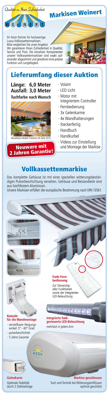 markise 3 meter stunning markise 3 meter with markise 3. Black Bedroom Furniture Sets. Home Design Ideas