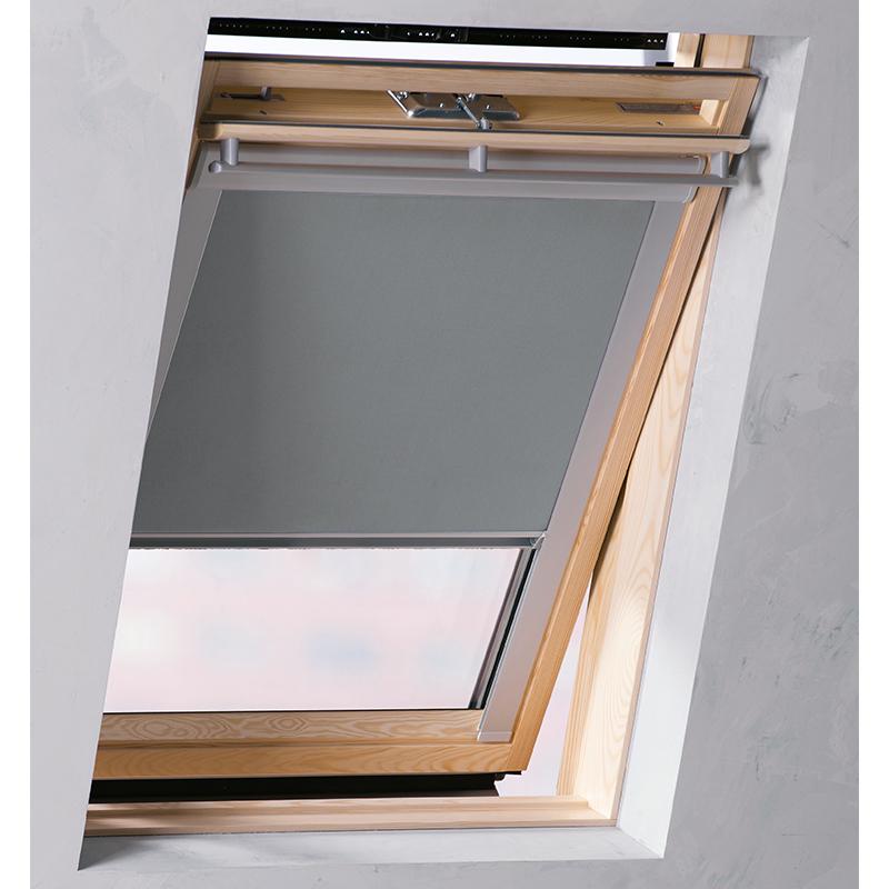 verdunkelungsrollo passend f r velux dachfenster thermo rollo ggl gpl ghl ebay. Black Bedroom Furniture Sets. Home Design Ideas