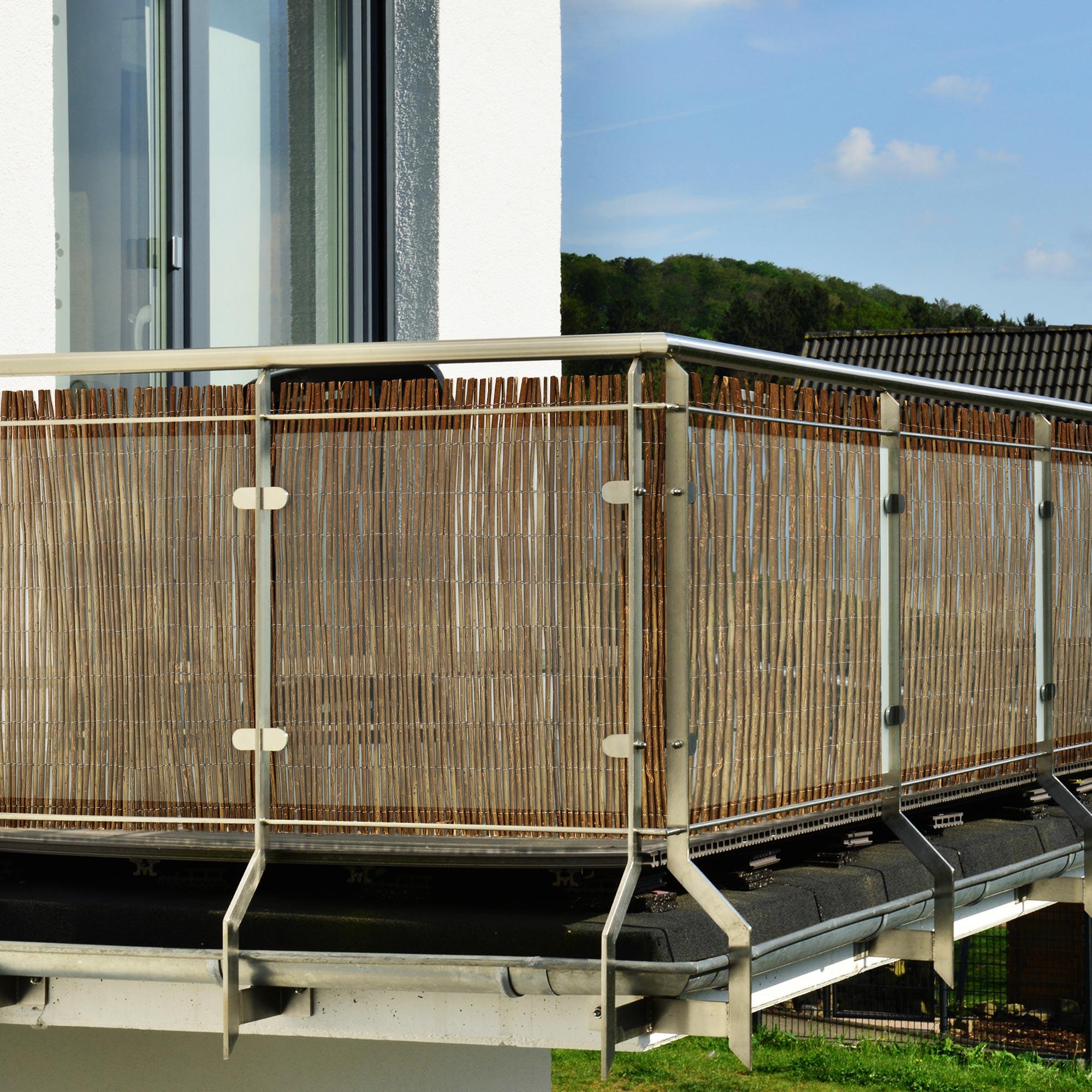 Sichtschutzmatte Windschutz Balkon Zaun Sichtschutz